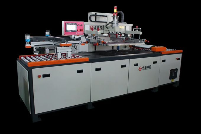 Shenzhen CHNTOP Screen Printing Machinery Co., Ltd fabriek productielijn 0