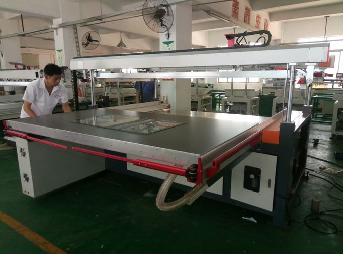 Shenzhen CHNTOP Screen Printing Machinery Co., Ltd fabriek productielijn 2