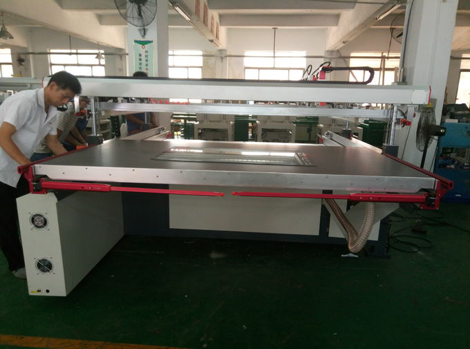Shenzhen CHNTOP Screen Printing Machinery Co., Ltd fabriek productielijn 3